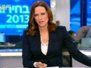 יונית לוי. חדשות ערוץ 2
